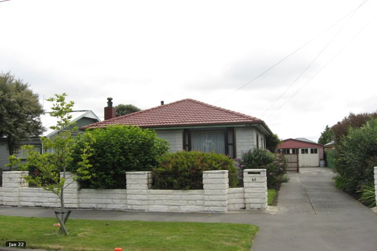 Property photo for 69 Smith Street, Woolston, Christchurch, 8062