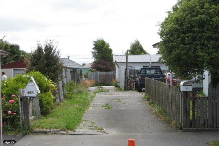 Property photo for 2/67 Smith Street, Woolston, Christchurch, 8062
