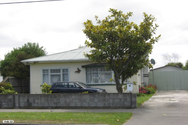 Property photo for 55 Smith Street, Woolston, Christchurch, 8062