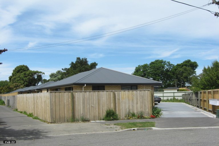 Property photo for 2/13 Hobson Street, Woolston, Christchurch, 8023