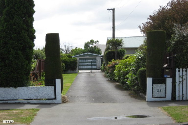 Property photo for 35 Smith Street, Woolston, Christchurch, 8062