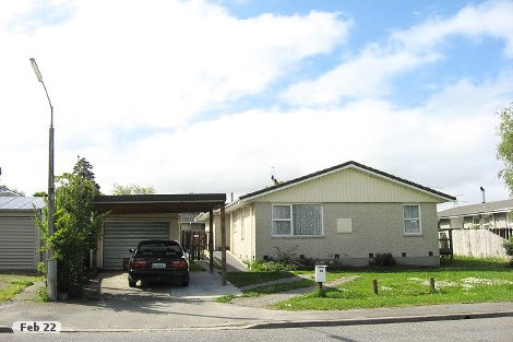 Photo of property in 10 Thorne Place Rangiora Waimakariri District