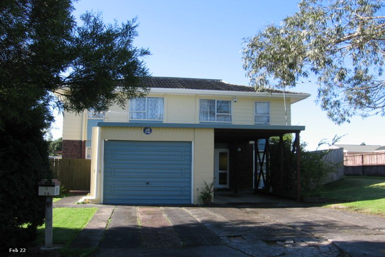 Property photo for 1/24 Glynnbrooke Street, Te Atatu South, Auckland, 0610