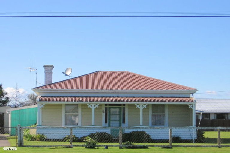Photo of property in 34 Futter Street, Foxton, 4814