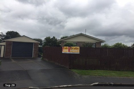 Photo of property in 7A Foster Place Rangiora Waimakariri District