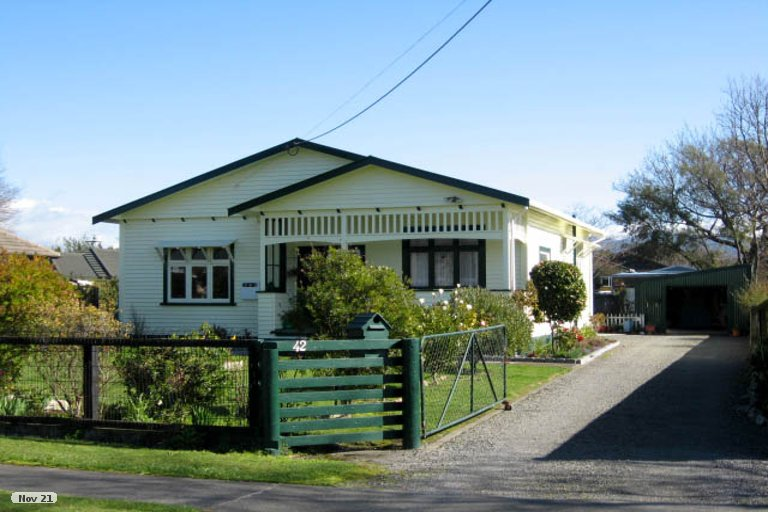 Property photo for 42 East Street, Greytown, 5712
