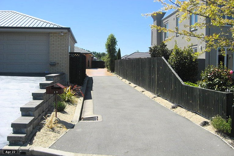 Property photo for 17 Creedon Glen, Casebrook, Christchurch, 8051