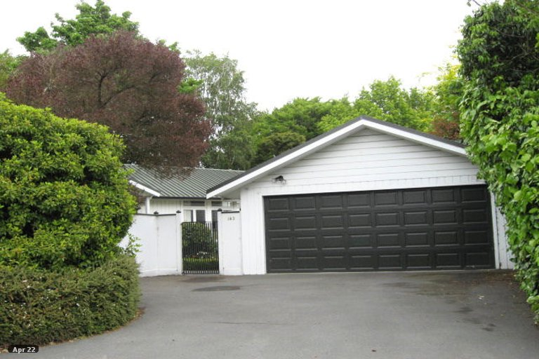 Property photo for 163 Clyde Road, Burnside, Christchurch, 8053
