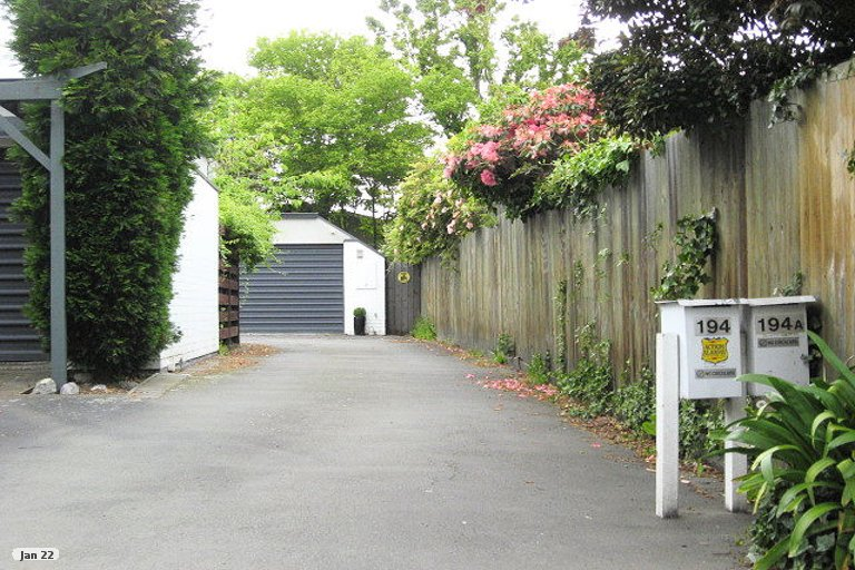 Property photo for 194A Clyde Road, Burnside, Christchurch, 8053