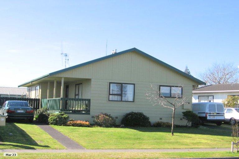 Photo of property in 41 Odlin Crescent, Nawton, Hamilton, 3200