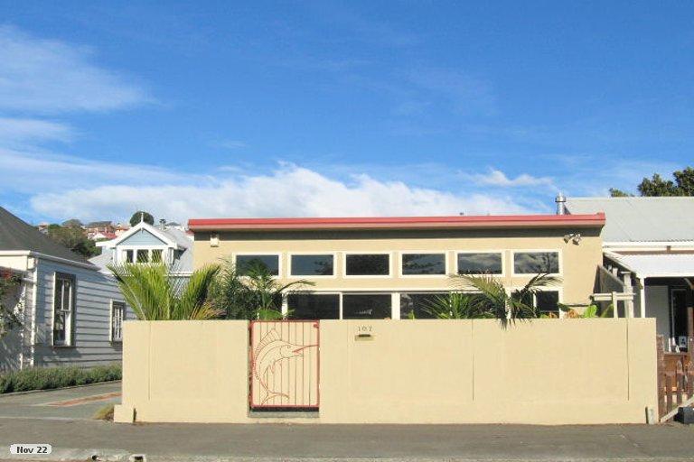 Photo of property in 107 Waghorne Street, Ahuriri, Napier, 4110