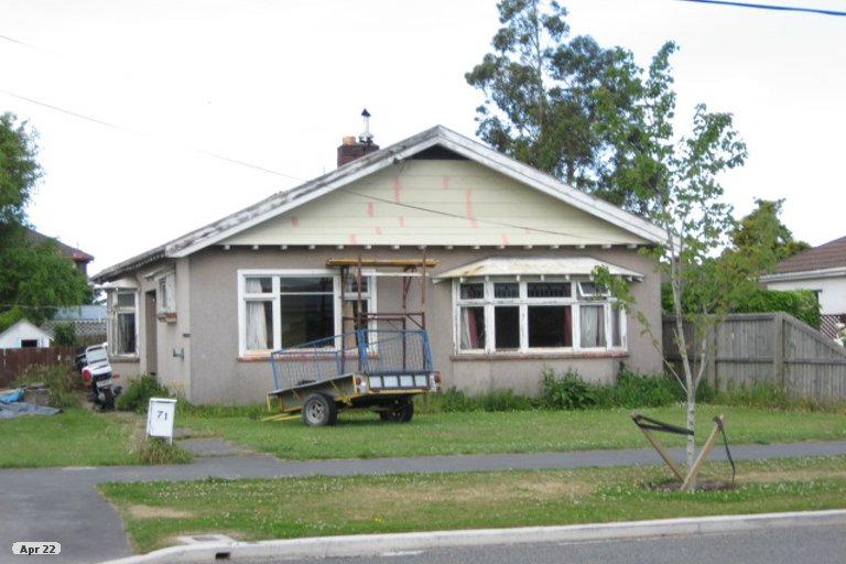 Property photo for 71 Sullivan Avenue, Woolston, Christchurch, 8023