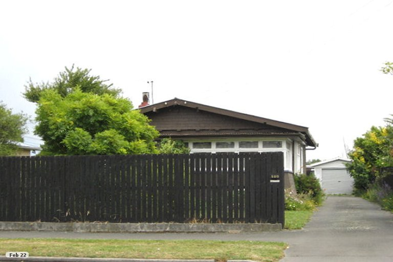 Property photo for 100 Radley Street, Woolston, Christchurch, 8023