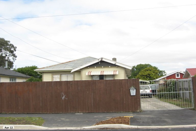 Property photo for 86 Randolph Street, Woolston, Christchurch, 8062