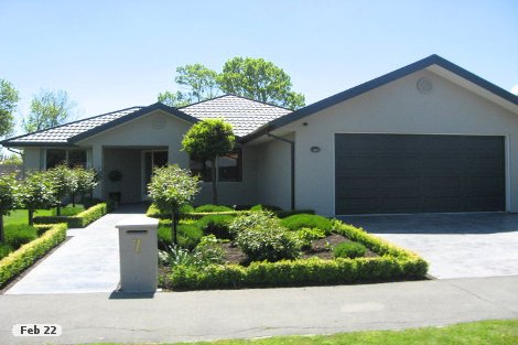 Photo of property in 7 Alderney Mews Casebrook Christchurch City