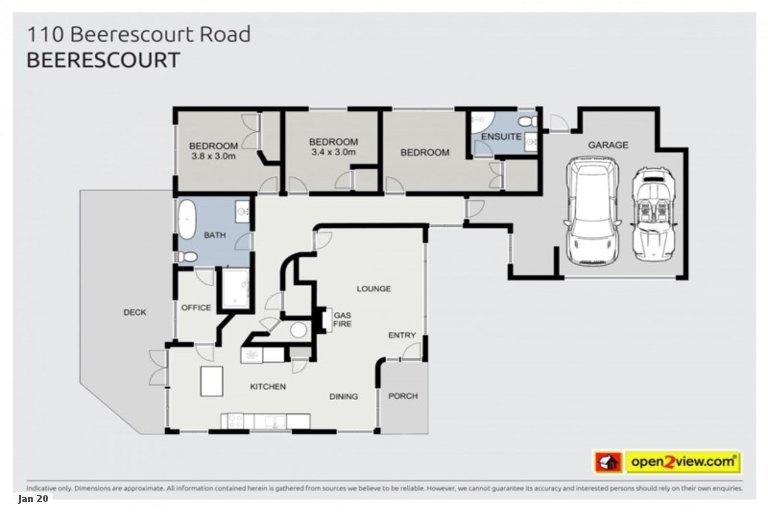 Property photo for 110 Beerescourt Road, Beerescourt, Hamilton, 3200