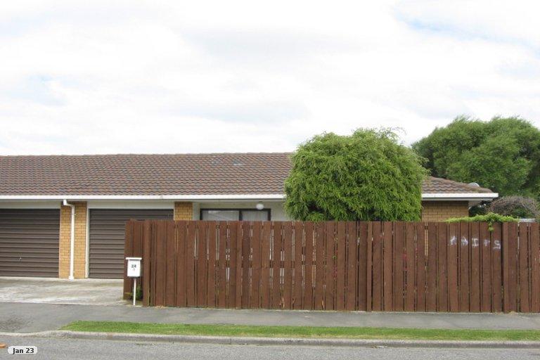 Property photo for 2/24 Randolph Street, Woolston, Christchurch, 8062