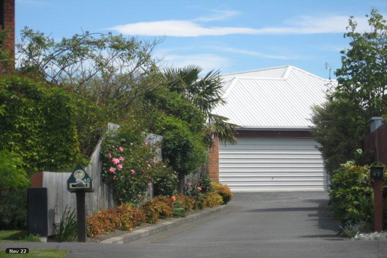Property photo for 45 Oregon Place, Burwood, Christchurch, 8061