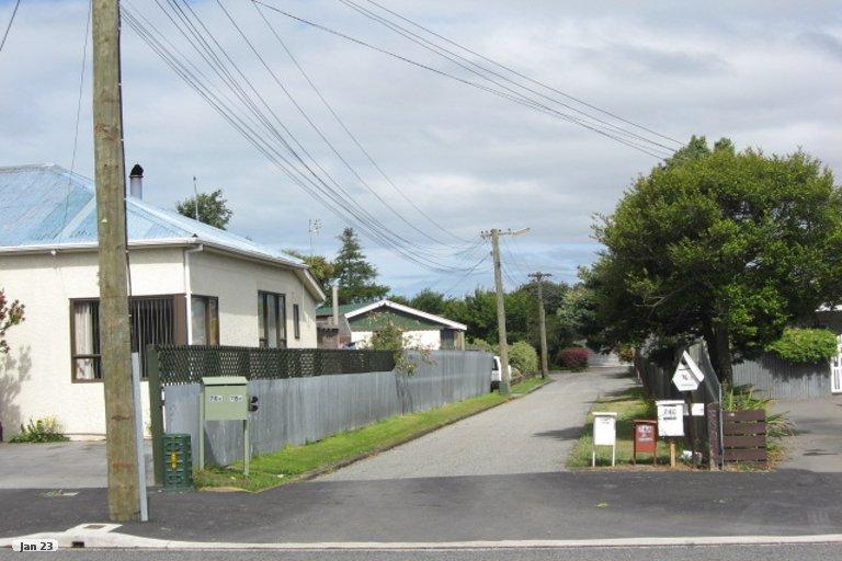 Property photo for 1/74 Randolph Street, Woolston, Christchurch, 8062