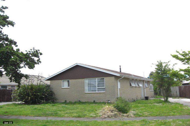 Property photo for 21 Dunoon Place, Woolston, Christchurch, 8062