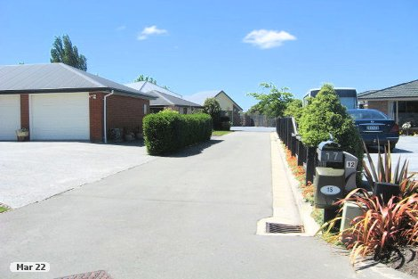 Photo of property in 15 Alderney Mews Casebrook Christchurch City