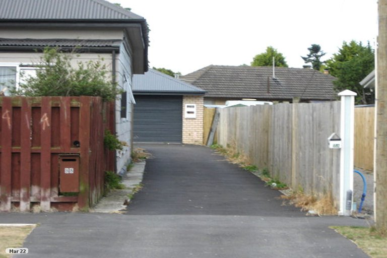 Property photo for 55A Sullivan Avenue, Woolston, Christchurch, 8023