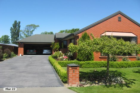 Photo of property in 4 Alderney Mews Casebrook Christchurch City