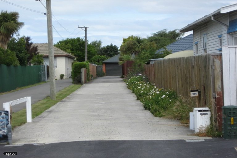 Property photo for 96B Randolph Street, Woolston, Christchurch, 8062