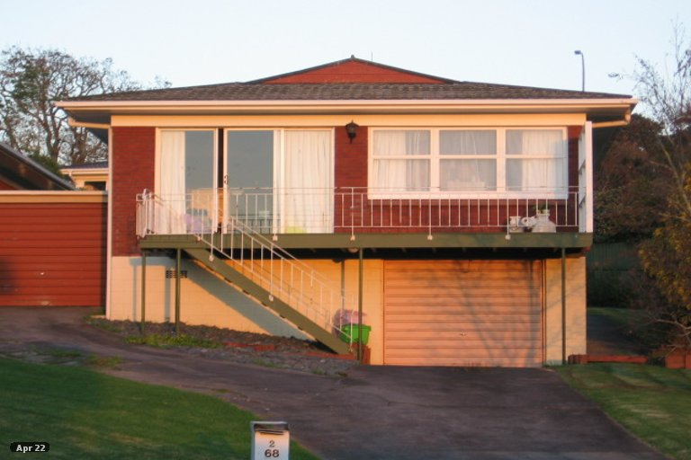 Property photo for 1/68 O'Halloran Road, Howick, Auckland, 2014