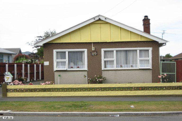 Property photo for 7 Sullivan Avenue, Woolston, Christchurch, 8023