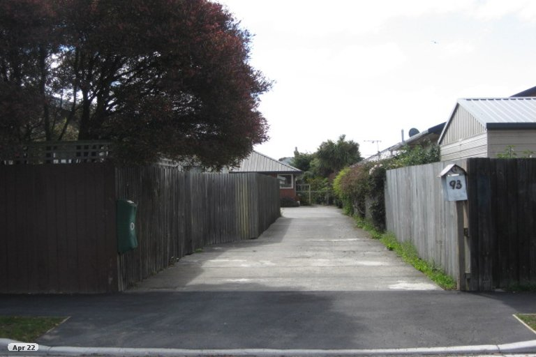 Property photo for 93A Randolph Street, Woolston, Christchurch, 8062