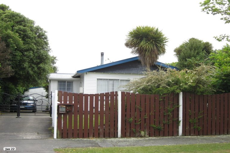 Property photo for 41 Tabart Street, Woolston, Christchurch, 8023