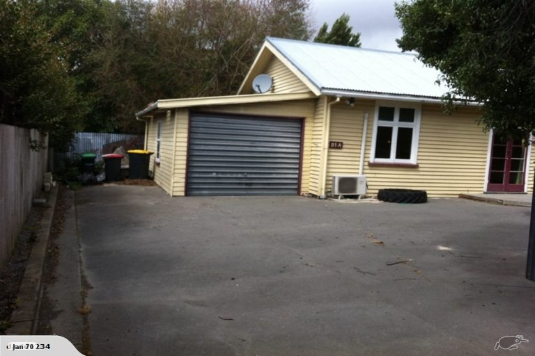 Property photo for 81A Rutherford Street, Woolston, Christchurch, 8023