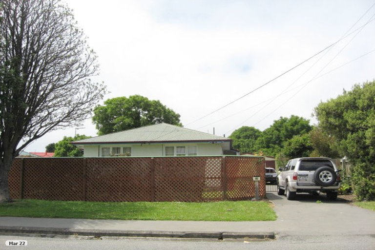 Property photo for 49A Cumnor Terrace, Woolston, Christchurch, 8023