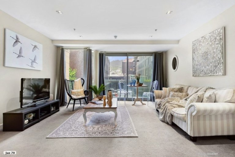Property photo for Piermont Apartments, 1I/82 Cable Street, Te Aro, Wellington, 6011