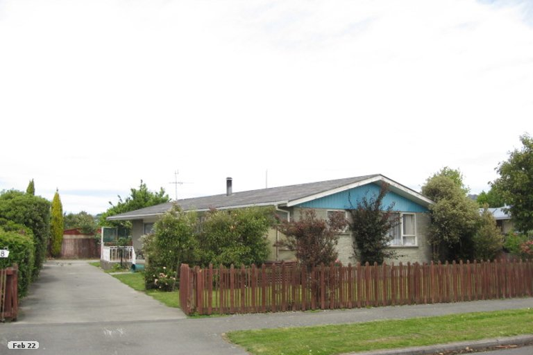 Property photo for 8 Dunoon Place, Woolston, Christchurch, 8062