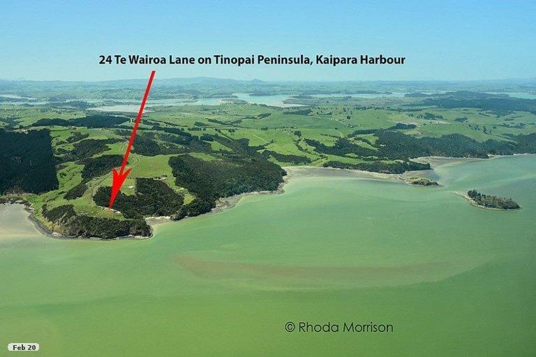 Property photo for 24 Te Wairoa Lane, Tinopai, 0593