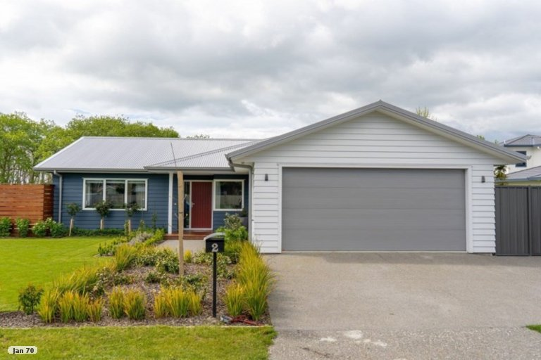 Property photo for 2 James Kidd Place, Greytown, 5712