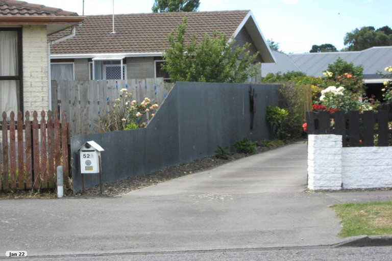 Property photo for 2/52 Clydesdale Street, Woolston, Christchurch, 8062
