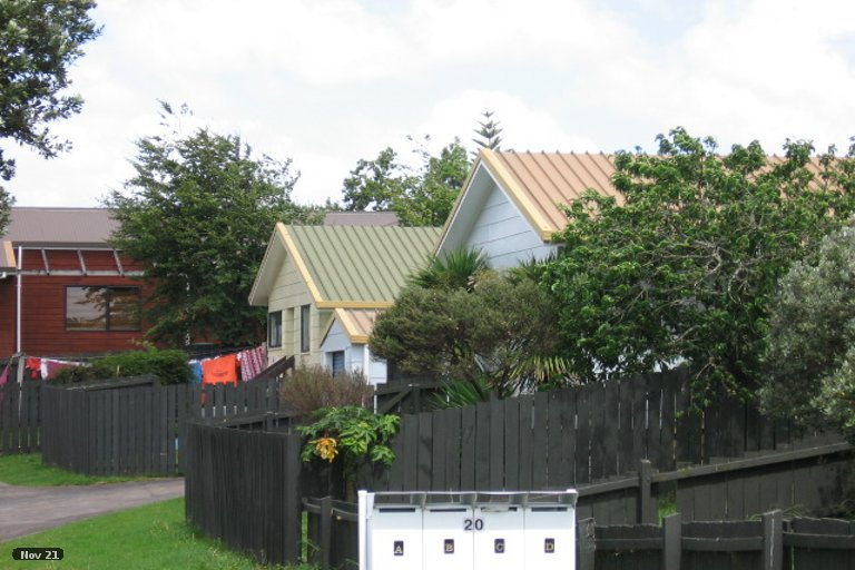 Property photo for 20C Saxon Street, Waterview, Auckland, 1026