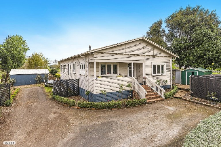 Photo of property in 1013B Ararimu Road, Ararimu, Drury, 2579