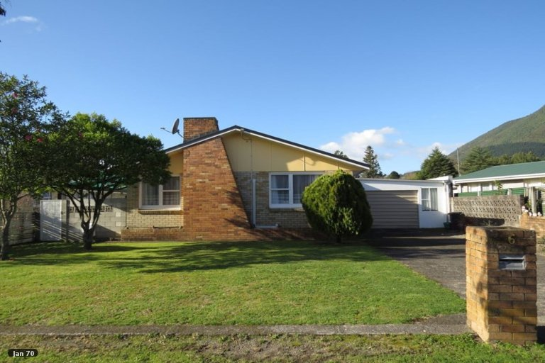 Photo of property in 6 Cobham Drive, Kawerau, 3127