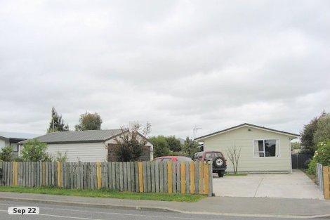 Photo of property in 14 East Belt Rangiora Waimakariri District