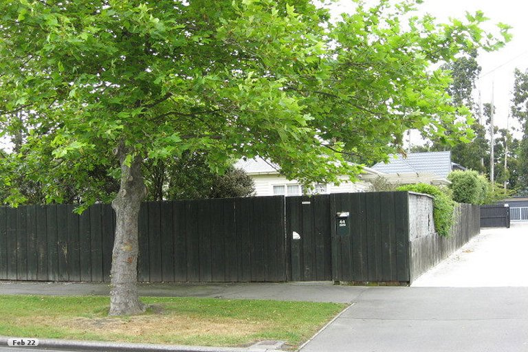 Property photo for 44A Tabart Street, Woolston, Christchurch, 8023