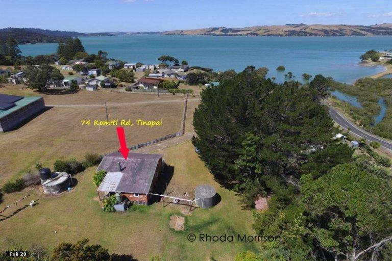 Property photo for 74 Komiti Road, Tinopai, 0593