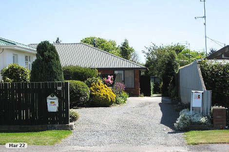 Photo of property in 33B Durham Street Rangiora Waimakariri District