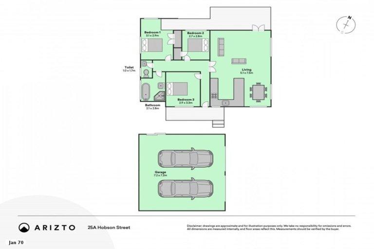 Property photo for 25A Hobson Street, Maeroa, Hamilton, 3200