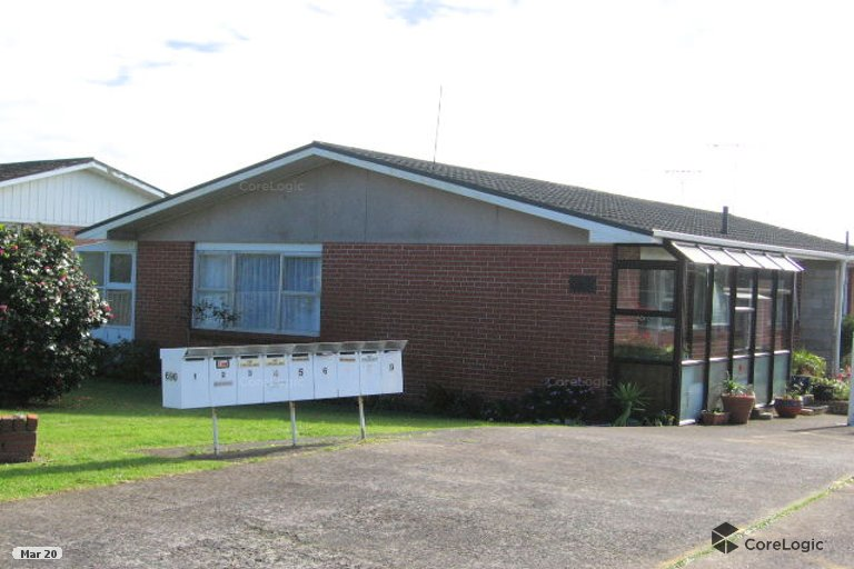 Photo of property in 7/690 Pakuranga Road, Howick, Auckland, 2010