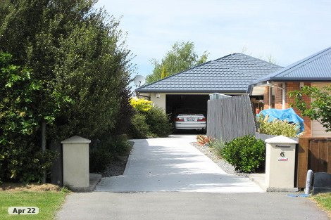Photo of property in 6 Harrod Place Rangiora Waimakariri District