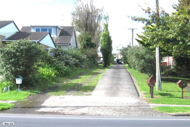 Property photo for 1-2/252 Bucklands Beach Road, Bucklands Beach, Auckland, 2012
